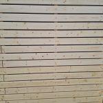 Bild 6 - Holzlattung im Verbund